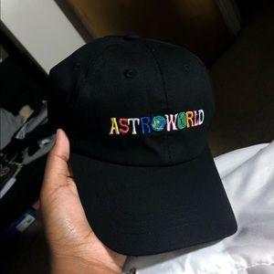 Astroworld Travis Scott Fest Merch Day 1 Hat Cap